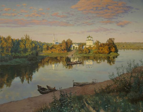 Владимир Александров. Вечерний звон