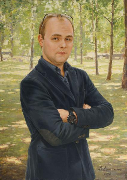 Владимир Александров. Алексей
