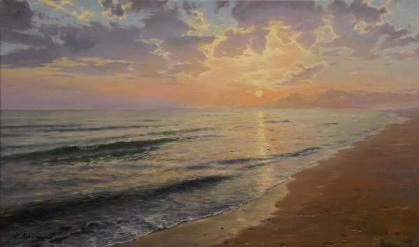 Владимир Александров. Море.