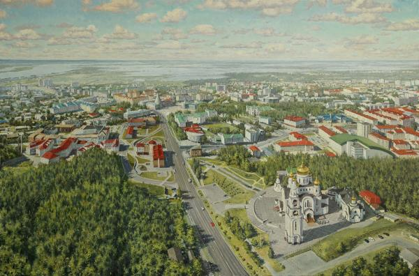 Владимир Александров. Ханты-мансийск.