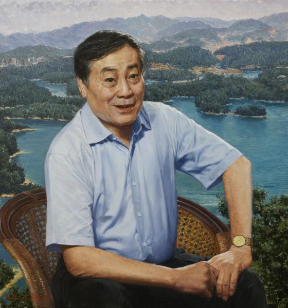 Владимир Александров. Цзун Цинхоу. Китайский бизнесмен.