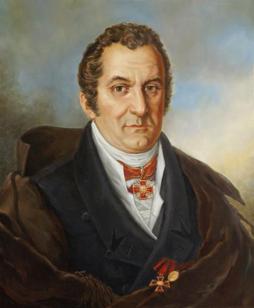 Владимир Александров. Мухин Ефрем Осипович