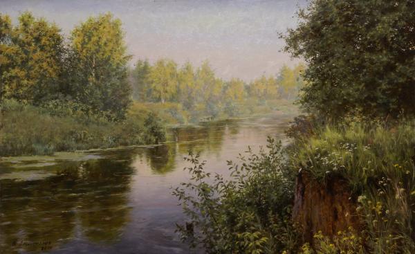 Владимир Александров. Река Пехорка.