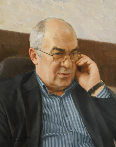 Владимир Александров. Стеблев Александр Яковлевич