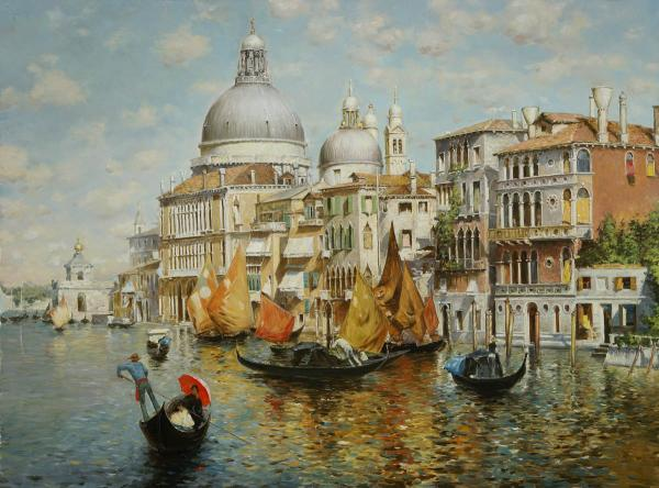 Владимир Александров. Венеция