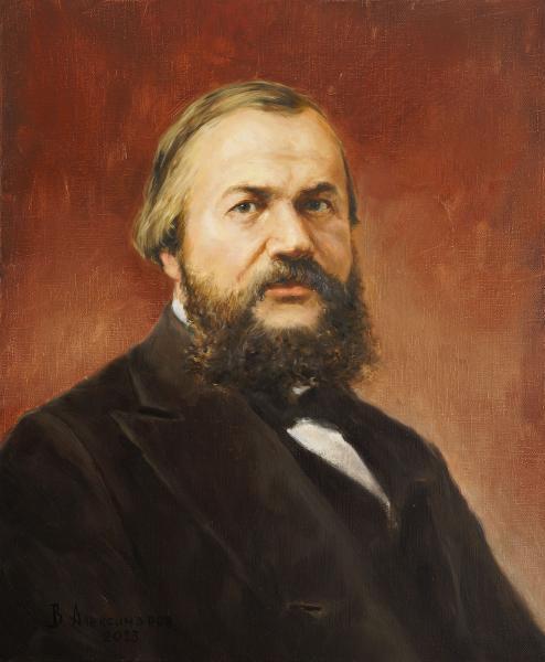 Владимир Александров. Князь Щербатов Александр Алексеевич