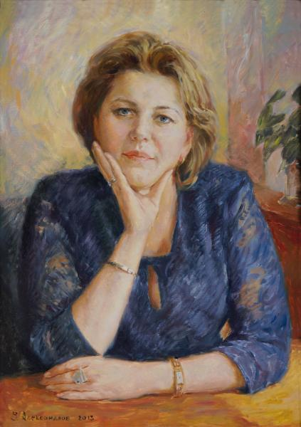 Владимир Александров. Светлана Виноградова