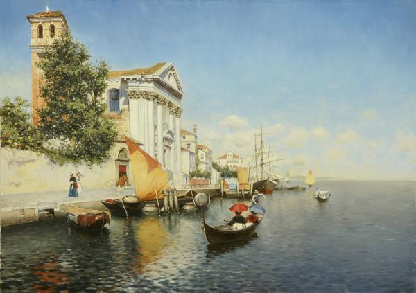 Владимир Александров. Венеция.