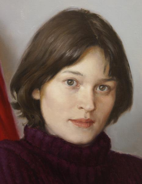Владимир Александров. Наташа. 2002.  Фрагмент.