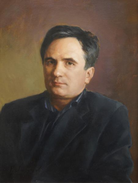 Владимир Александров. Портрет Александра.