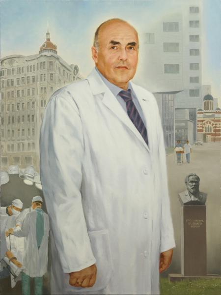 Владимир Александров. Андрей Петрович Сельцовский.