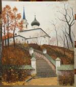 Владимир Александров. Здесь Пушкин погребен