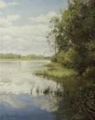 Владимир Александров. Затон
