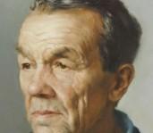 Владимир Александров. Дед Н. Кириллов. 2002. Фрагмент.