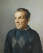 Владимир Александров.  Дед Николай Кириллов.